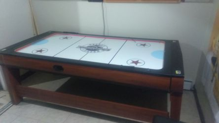 Air Hockey Pool Table Combo for Sale in East Providence,  RI
