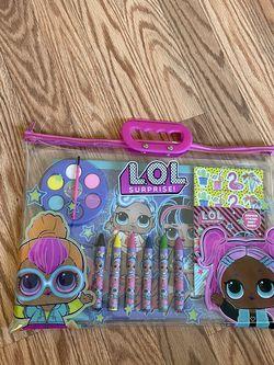 LOL Surprise Coloring Kit for Sale in Manteca,  CA