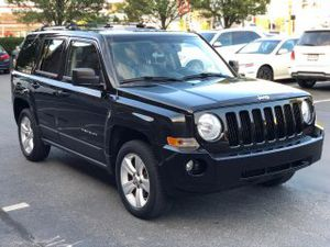 2012 Jeep Patriot * AWD * 127k Miles * LEATHER SEATS * HEATED SEATS *ALLOY WHEEL *PRICE: $7900 cash or finance for Sale in Everett, MA