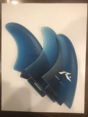 Lockbox Lokbox Fins surfboard fin short board for Sale in Murrieta, CA