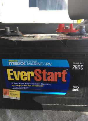 Ever start premium Maxx marine and RV for Sale in Stockton, CA