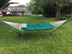 Hammock: 17 feet $100 . Great price!! for Sale in Chantilly, VA