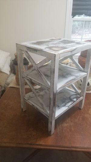 Rustic Farmhouse Side Table for Sale in Alexandria, VA