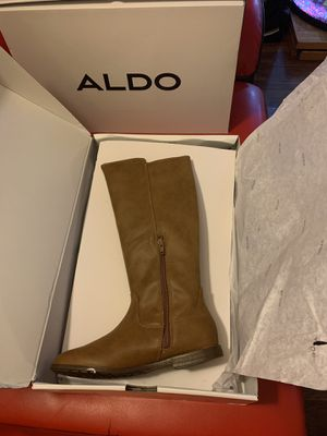 Aldo boots for kids size 3 for Sale in Lynn, MA