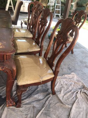 Dining table 7 pieces for Sale in Fresno, CA