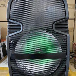 "8""Bluetooth Wireless Rechargeable Speaker KEUS for Sale in Montebello, CA"