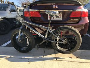 "BMx Bike mongoose 20"" for Sale in Silver Spring, MD"