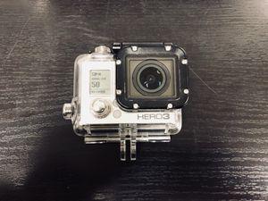 GoPro Hero 3 Black Edition for Sale in Warren, MI