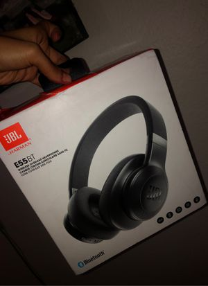 Bluetooth jbl headphones for Sale in Costa Mesa, CA