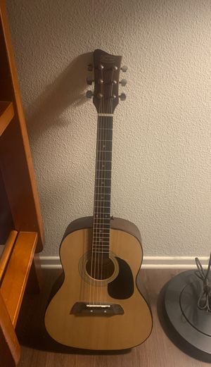 Beautiful acoustic guitar brand first act you might need to tune a bit for Sale in San Diego, CA