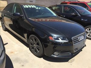 2011 Audi A4 for Sale in Barstow, CA