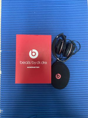 Old Wired Studio 3 Beats By Dr. Dre for Sale in Fairfax, VA