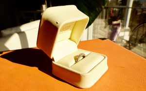Jared Jewelry Diamond Wedding Band Engagement Ring for Sale in Portland, OR