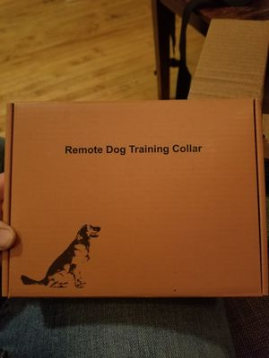 Remote control dog training collar for Sale in Chicago, IL