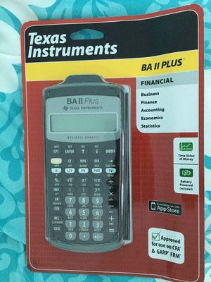 Financial Calculator for Sale in Portland, ME