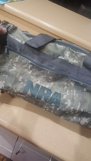 Small NRA Duffle Bag, New Condition for Sale in Coral Springs, FL