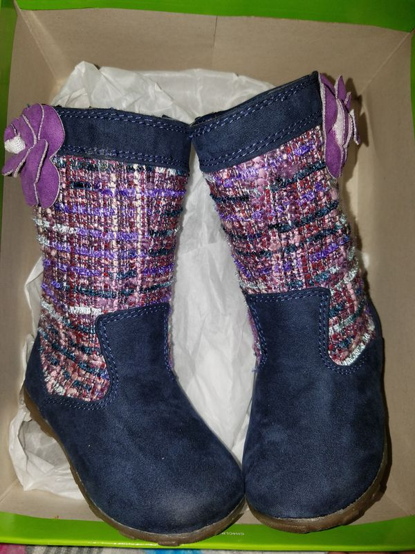 Size 5 stride rite boots
