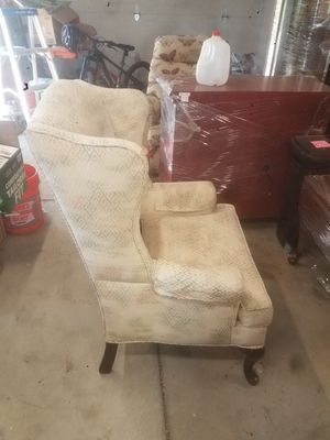 Wingback chair for Sale in Castle Rock, CO