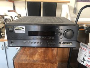 Stereo Receiver with 4 Speakers for Sale in Orange, CA