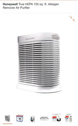 Honeywell True HEPA Air Purifier for Sale in Akron, OH