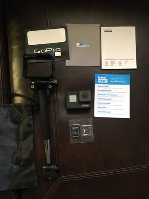 GO PRO 7 BLACK for Sale in San Bernardino, CA