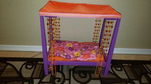 American Girl canopy bed for Sale in North Las Vegas, NV