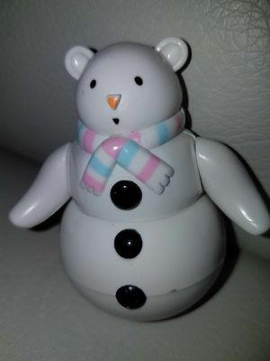 itty bitty american girl doll mini snowman for Sale in West Bloomfield Township, MI