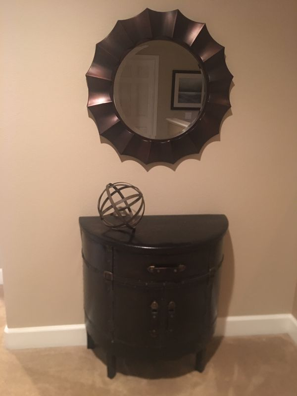 Accent Chest Table