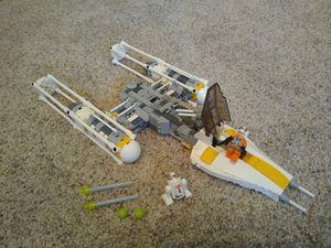 LEGO Star Wars Y-wing Fighter (7658) for Sale in Cincinnati, OH