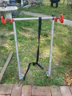 Rv bumper mount bike rack for Sale in Harrisburg, PA
