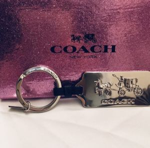 Brand New & Rare COACH Handbag Charm Or Key Fob. for Sale in Sudley Springs, VA