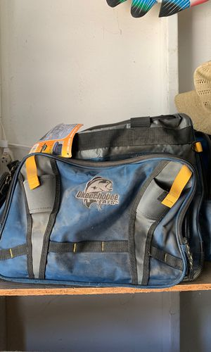 Large duffle fishing bag for Sale in Orange, CA