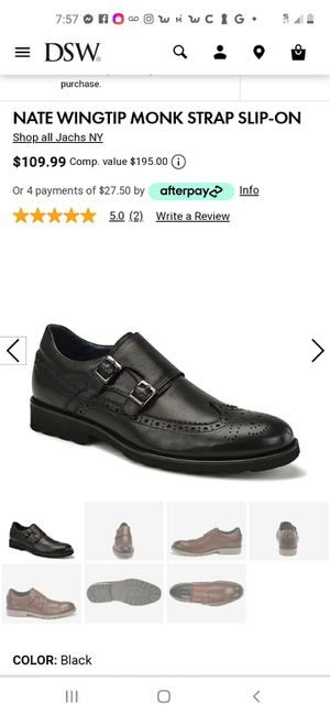Men's dress shoes S10 for Sale in The Bronx, NY