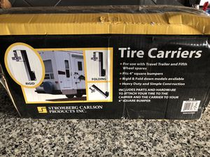 Travel Trailer or Camper Spare tire holder for Sale in Lexington, SC