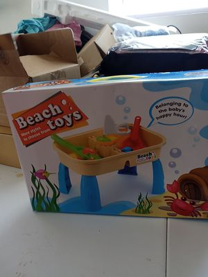 Brand new beach toys for kids for Sale in North Las Vegas, NV