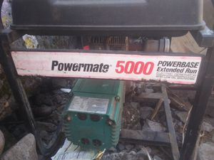 Coleman generator for Sale in Portland, OR