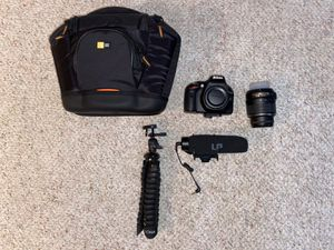 DSLR Camera for Sale in Lansdale, PA