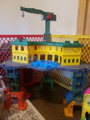 Thomas & friends superstation for Sale in Liberty Hill, TX