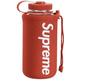Supreme nalgene water bottle 32oz with sleeve for Sale in Bedminster, NJ