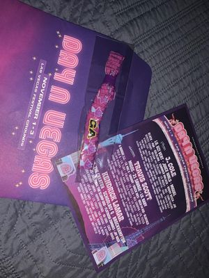 DAY N VEGAS 3DAY GA WRISTBAND for Sale in Norwalk, CA