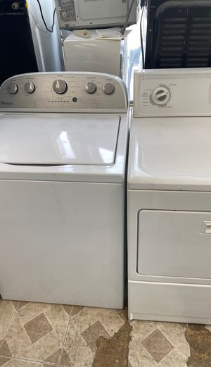 Washer and dryer for Sale in Des Plaines, IL