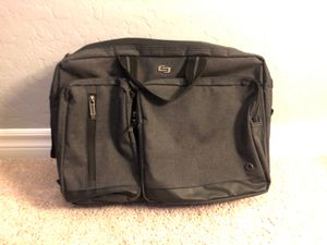 Laptop suitcase/backpack for Sale in Henderson, NV