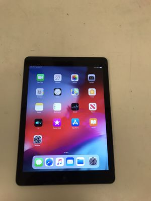 Apple ipad mini 2nd gen 16gb wifi & cellular sim unlock with charger for Sale in Houston, TX