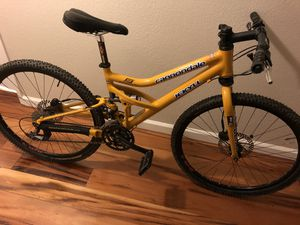 Cannondale mountain bike for Sale in Carlsbad, CA