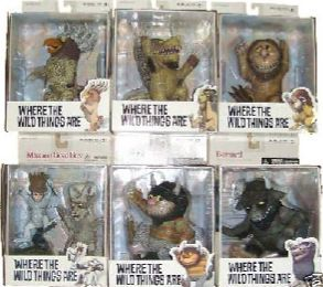 WHERE THE WILD THINGS COLLECTIBLES for Sale in Guadalupe, AZ