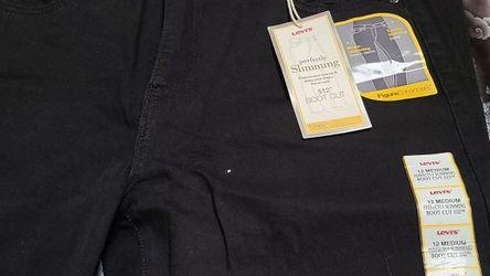 Levi's Black Jean's Size 12 Medium Perfe for Sale in Oklahoma City,  OK