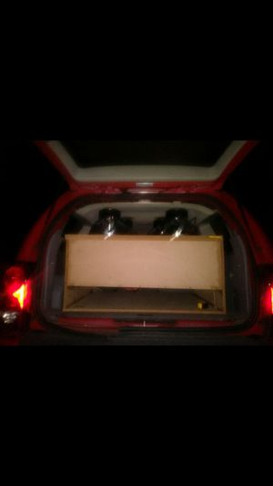 4 15 speaker box (speaker box only) for Sale in Orlando, FL