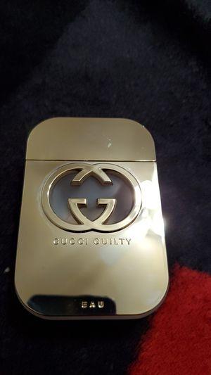 Gucci Guilty 2.5 oz for women's for Sale in Oak Park, IL