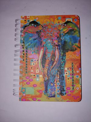 Elephant notebook journal for Sale in San Antonio, TX