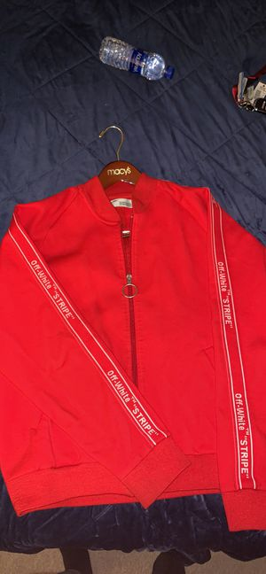 Off White Track Jacket for Sale in Sterling, VA